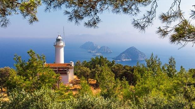 Antalya'da hafta sonu şehirden kaçıp gezebileceğiniz yerler