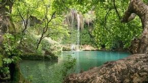 Antalya'nın gizli cenneti: Kurşunlu Şelalesi