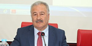 Halil Şahin-Aksu Belediye Başkanı