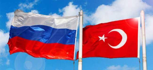 Rusya Türkiye´nin eylemlerine yanıt olarak ürün sevkiyatına kısıtlama uygulanabileceğini bildirdi.