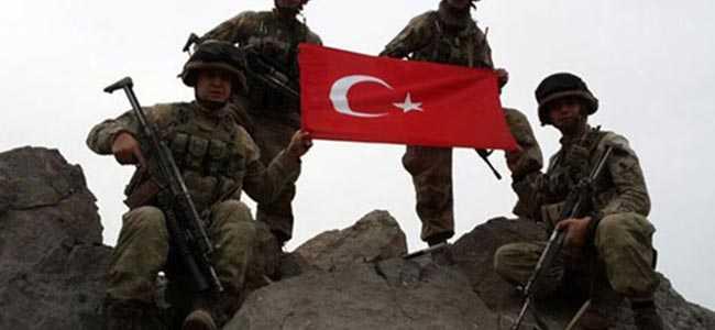 43 terörist etkisiz hâle getirildi