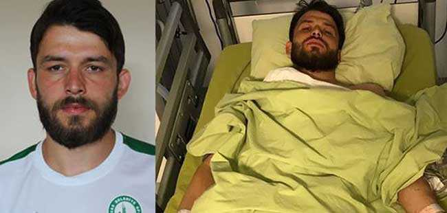 Tecrübeli futbolcu maçtan sonra kalp krizi geçirdi