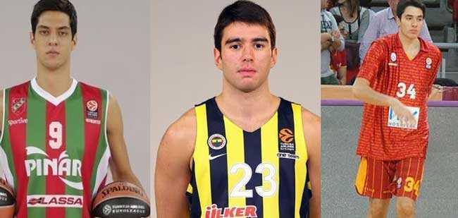 Türk basketbolcular NBA yolcusu
