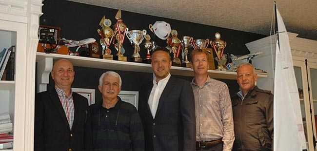 Antalya yelken ve deniz sporları ihtisas kulübünde yeni yönetim