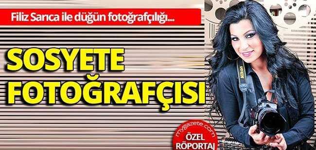 SOSYETE FOTOĞRAFÇILIĞI ÜZERİNE