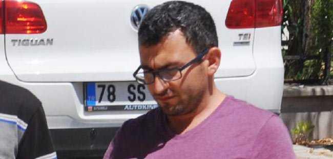 Gazipaşa'da Öğretmen tutuklandı