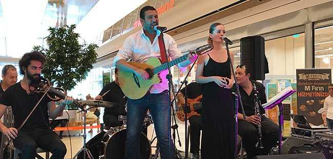 Mall Of Antalya'da Akdeniz Akşamları Bir Başka Güzel