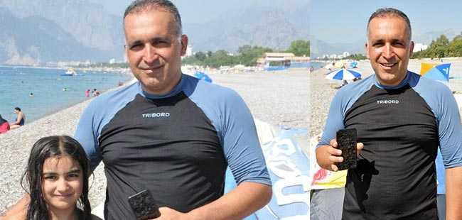 Tatil yapmak için geldiği Antalya'da dolandırıldı