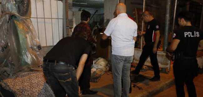 Antalya'da sokakta ölü bulundu