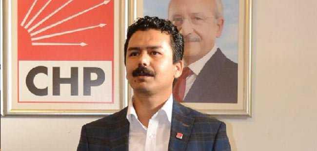 Antalya'da ilçe başkanına hırsız şoku