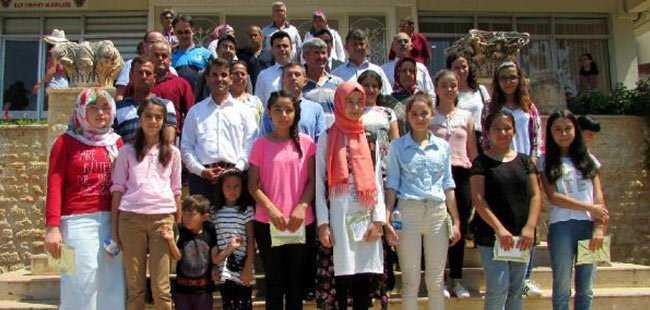 Antalya'da 15 Temmuz'u anlatanlara ödül
