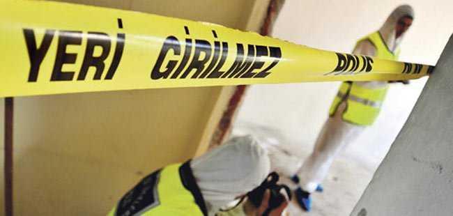 Alanya'da şüpheli ölüm