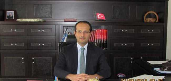 Diyarbakır Vali Yardımcısı tutuklandı
