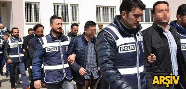 Antalya'daki gözaltı sayısı 85'e yükseldi