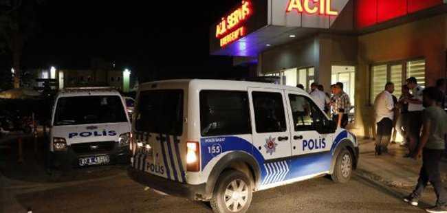 Kadın polis şaka kurbanı oldu