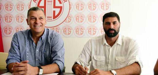 Antalyaspor'da Vekiloğlu dönemi