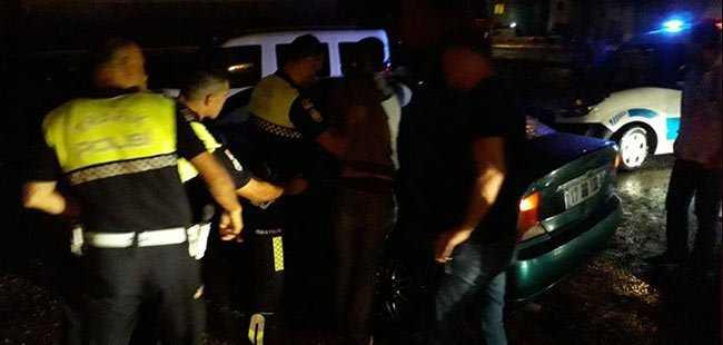 4'üncü kez polise yakalandı
