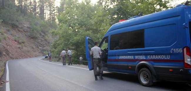 Antalya'da dere kenarında ceset bulundu