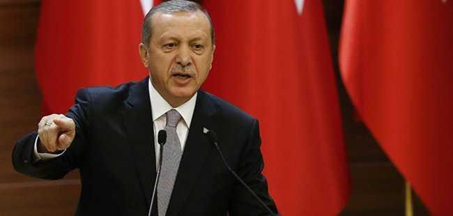 Erdoğan'dan flaş Kudüs açıklaması