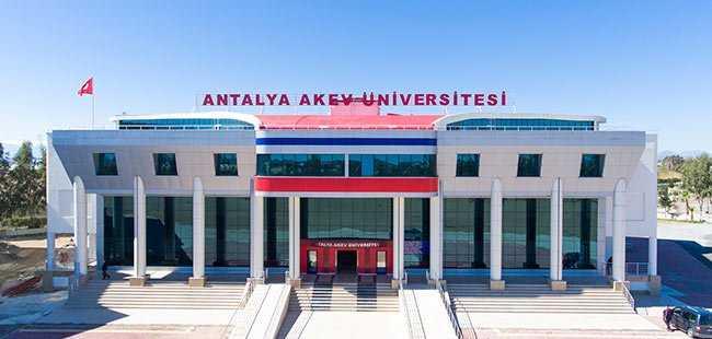 Antalya AKEV Üniversitesi Eğitime Başlıyor