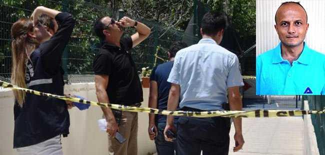 Antalya'da korkunç iş kazası