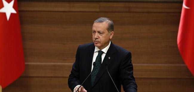 Cumhurbaşkanı Erdoğan'dan rektörlere flaş çağrı
