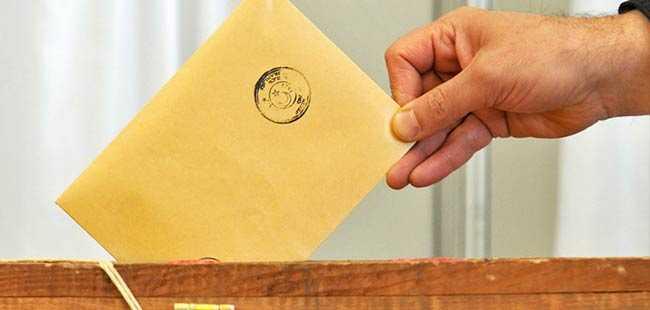 Milletvekili sayıları belirlendi