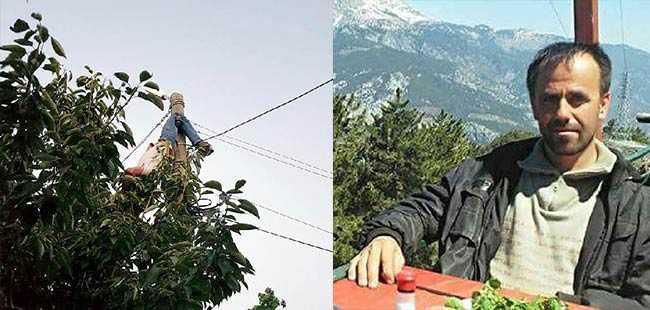 Antalya'da feci ölüm!