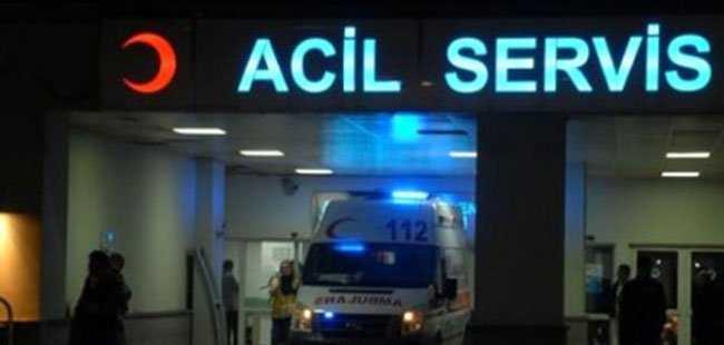 140 kişi hastaneye kaldırıldı