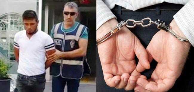 Antalya'da balkon tacizcisi yakalandı!