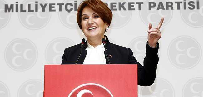 Akşener'in partisi için 625 istifa