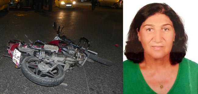 Antalya'da yaşlı kadın hayatını kaybetti