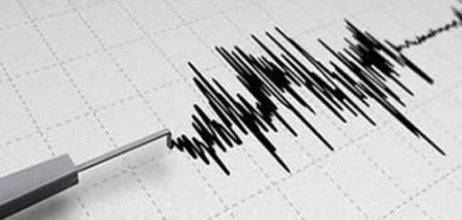 Bodrum'da deprem oldu