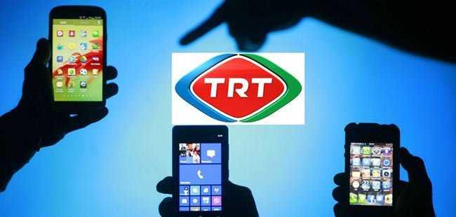 Cep telefonlarına TRT zammı