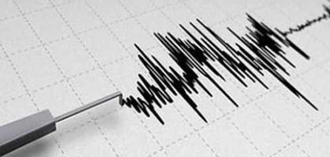 Bir deprem daha oldu