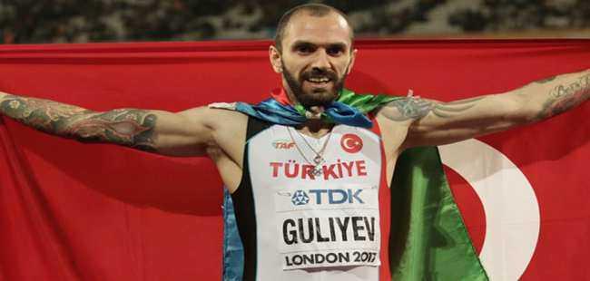 Guliyev'den büyük başarı