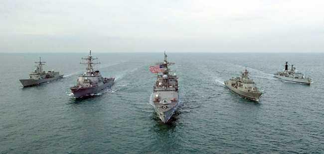 ABD savaş gemisi Çin Denizi'ne girdi
