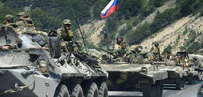 Rusya olası savaş için hazır