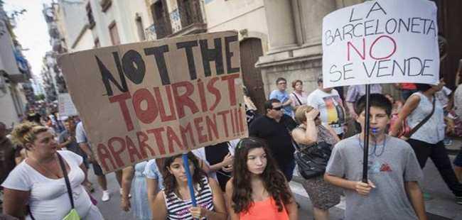 İspanya'da protestolar devam ediyor
