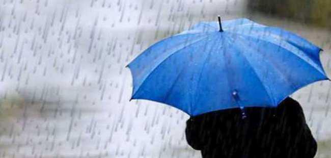 Uzmanlardan yağmur uyarısı