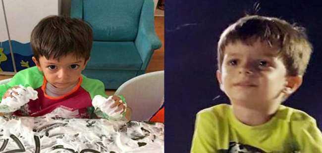 3 yaşındaki Alperen feci şekilde can verdi