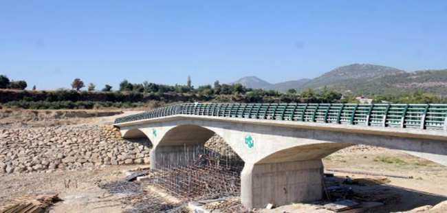 Bıçkıcı Köprüsü açılıyor