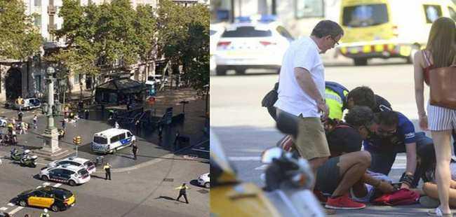 Terör saldırısı sonrası Başbakan'dan açıklama