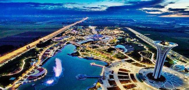 EXPO'ya otel yapılacak
