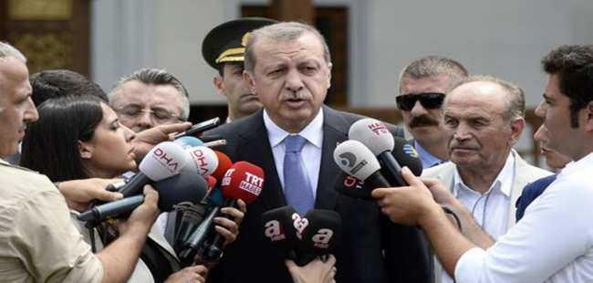 Cumhurbaşkanı Erdoğan'dan flaş Almanya mesajı