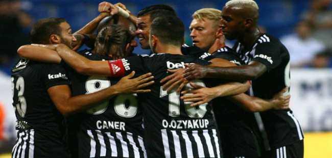 Kasımpaşa'da 4 gol