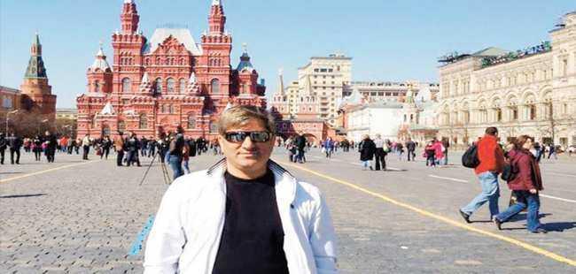 Ukrayna'da kaybolan işadamının cesedi bulundu