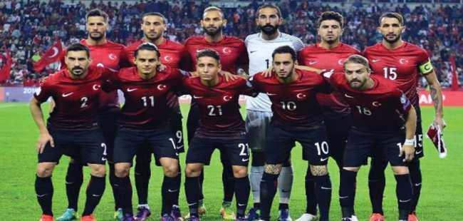 Milli takım kadrosu açıklandı