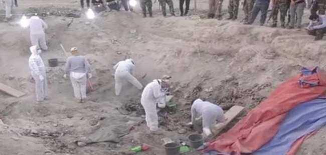 500 kişinin cesedine ulaşıldı