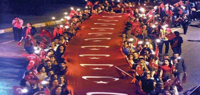 Antalya 30 Ağustos Zafer Bayramı'na hazır